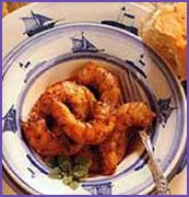 Hot And Sour Shrimps