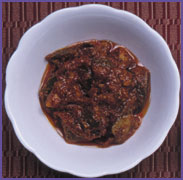 Tamarind and Chilli Pickle