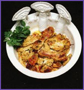 Roasted Chicken (Baked Dish)