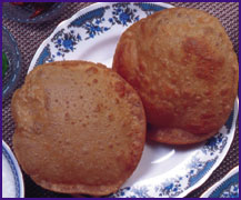Shahi Puris