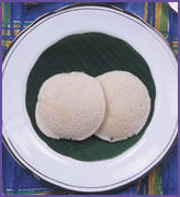 Spinach Idli Bar