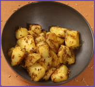 Potato Croutons